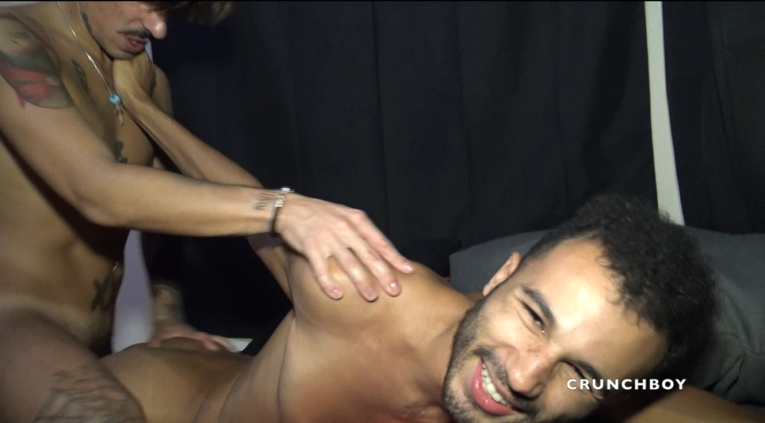 Anthony AUSTAIN dosed by Lorenzo SUMMERS