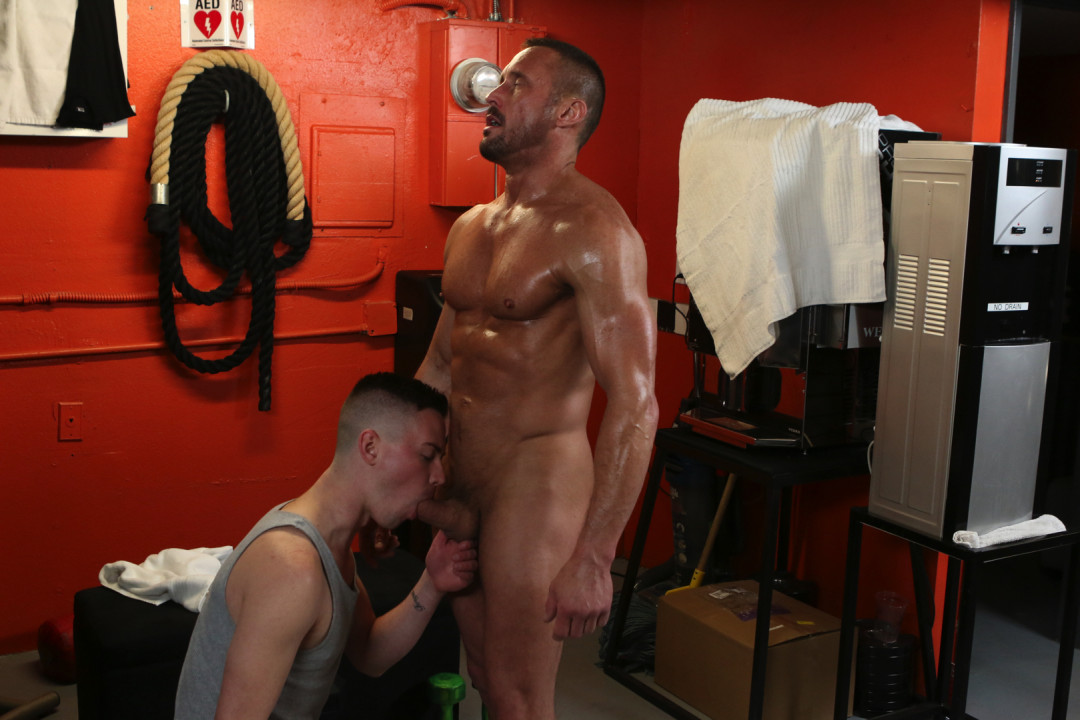 Sniffeur de sous vêtements gays