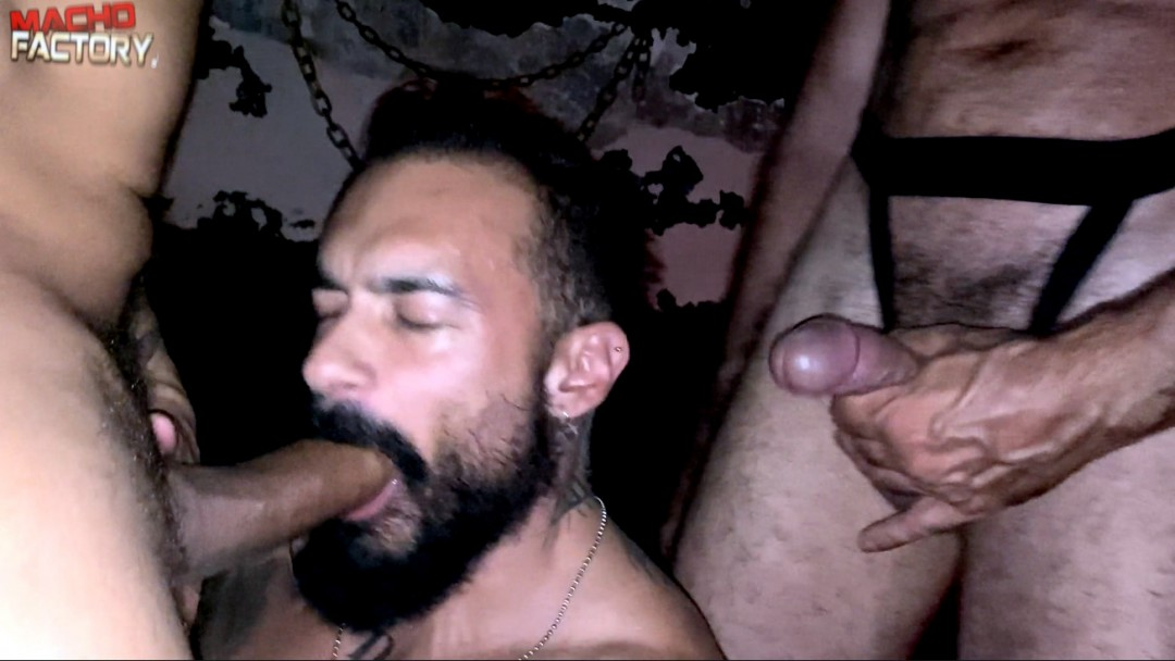 CONFIDENTIAL 6 - Private sex party