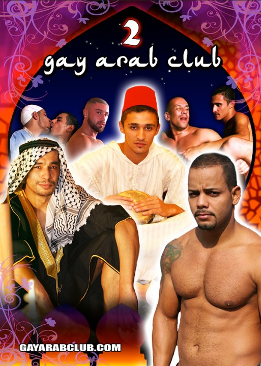 DVD Gay Arab Club 2