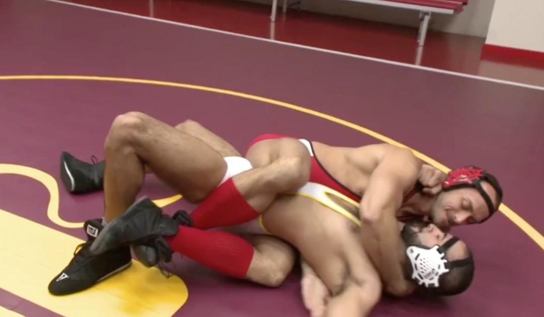Wrestling Humiliation