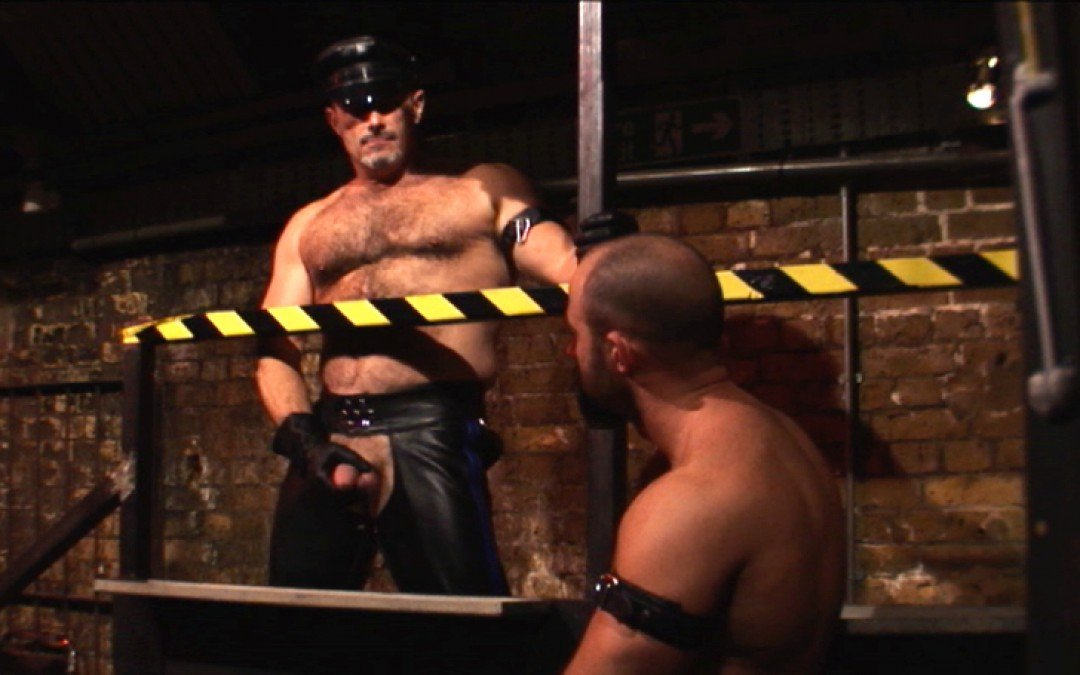 Leather Daddy is the boss!