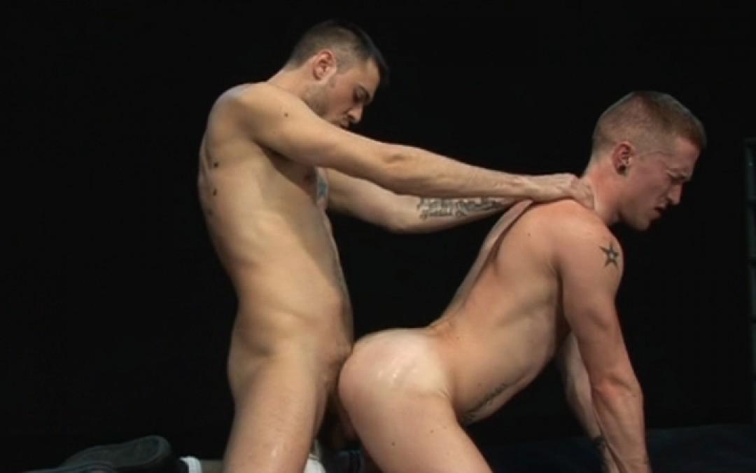 Hot red head boy turned pornstar