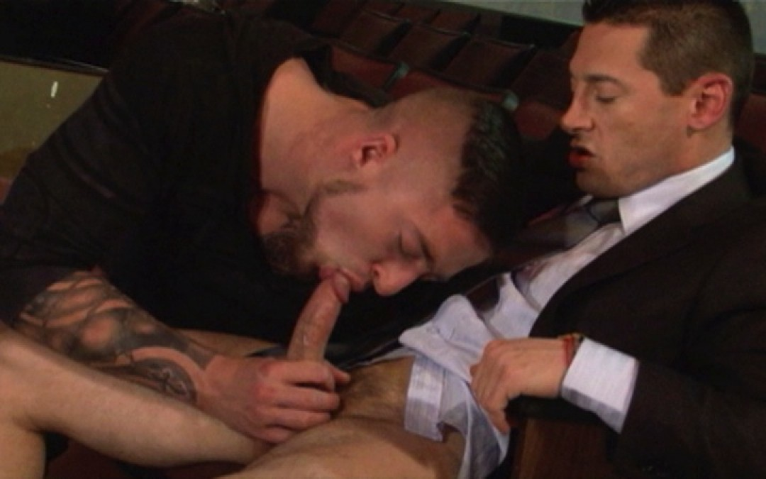 Bad-boy and business man...hot encounter!
