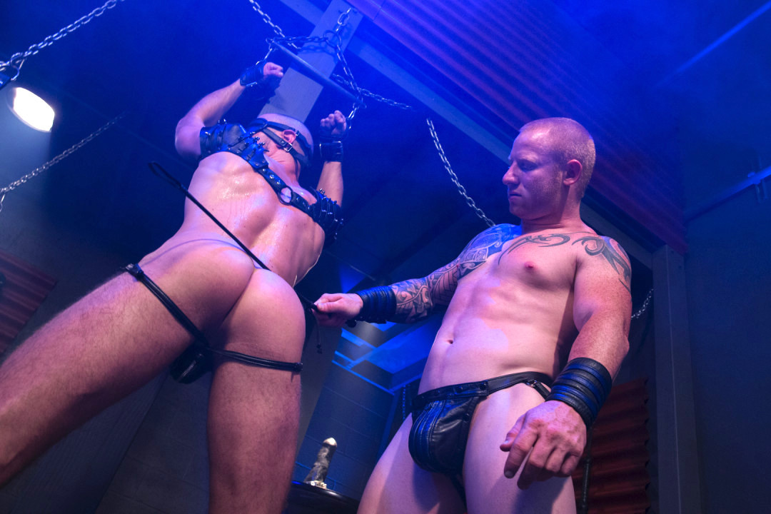 Ginger Gay Dom Top