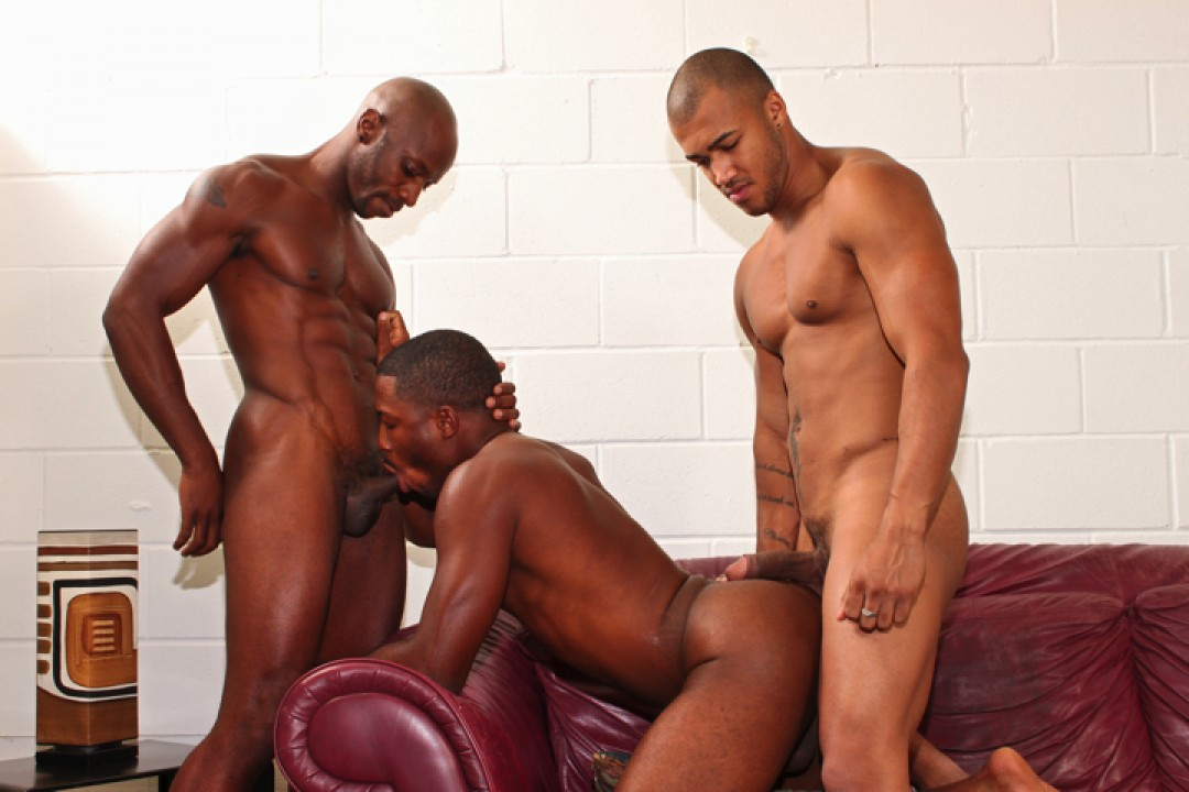 In the mood for a threesome!