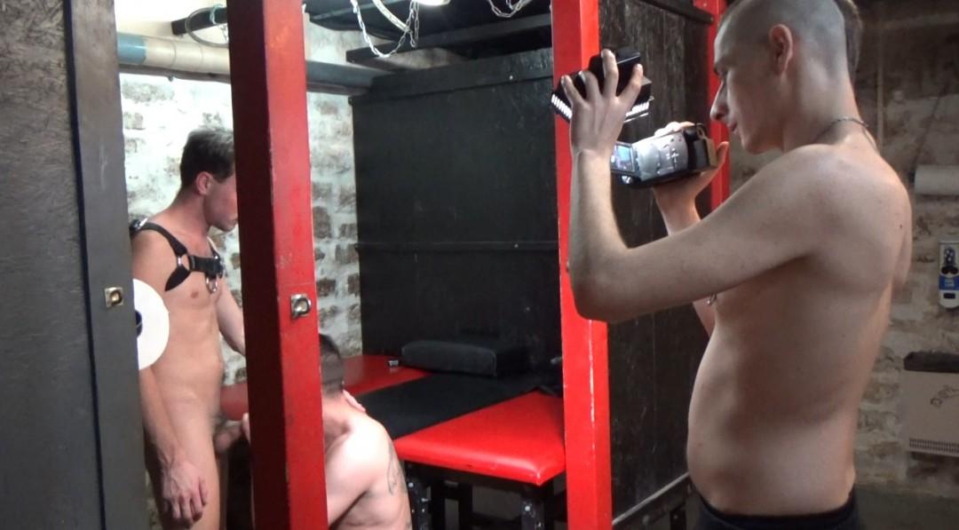Webcam Backstage illy RIA dosé par Maxence ANGEL