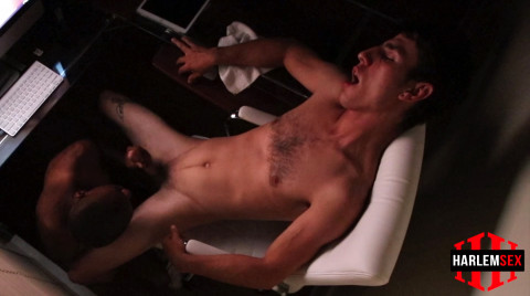 L19768 HARLEMSEX gay sex porn hardcore fuck videos black blowjob deepthroat bj mouthfuck bbk cum load xxl cocks 10