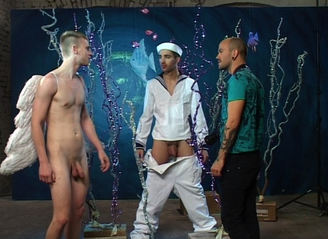 Angel boy's ass for Brice Farmer