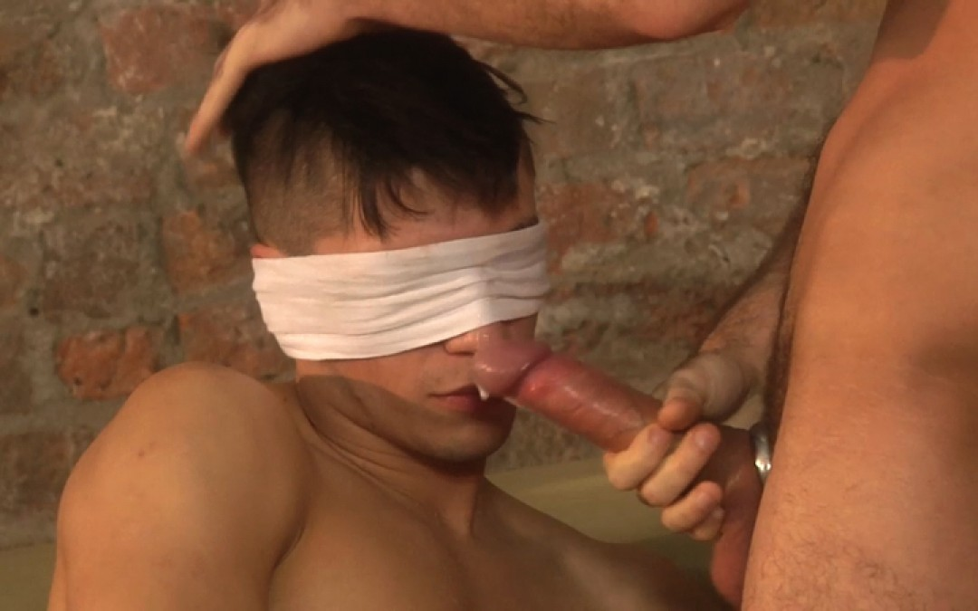 Twink Bitch Fucked by Anonymous XL Dude