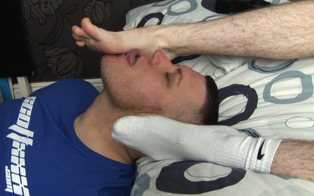 Big Feet, Big Dick, Big Load