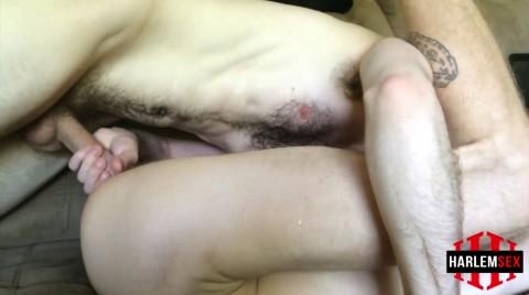 L18843 HARLEMSEX gay sex porn hardcore fuck videos black bbk deepthroat papi thug cum 012
