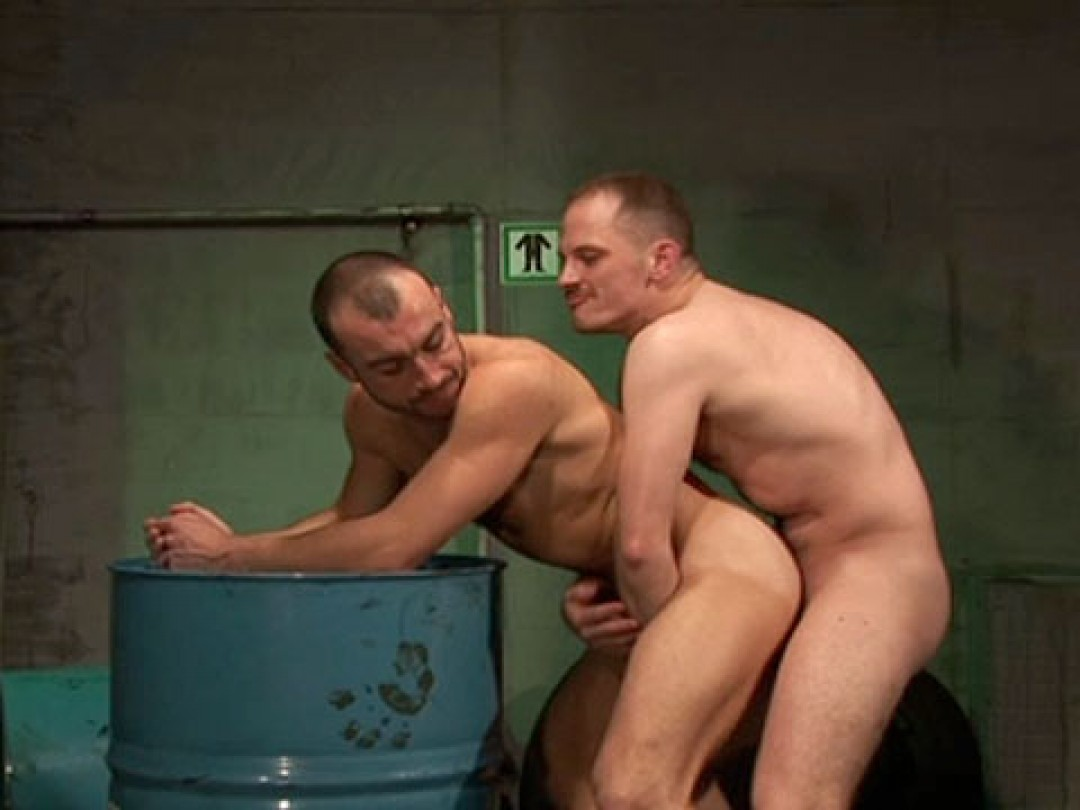 EXPERIENCED MALES IN A BASEMENT