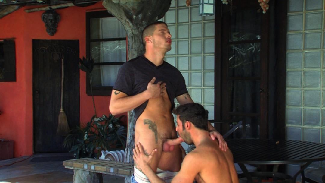 Dario Beck, passive sex-bomb