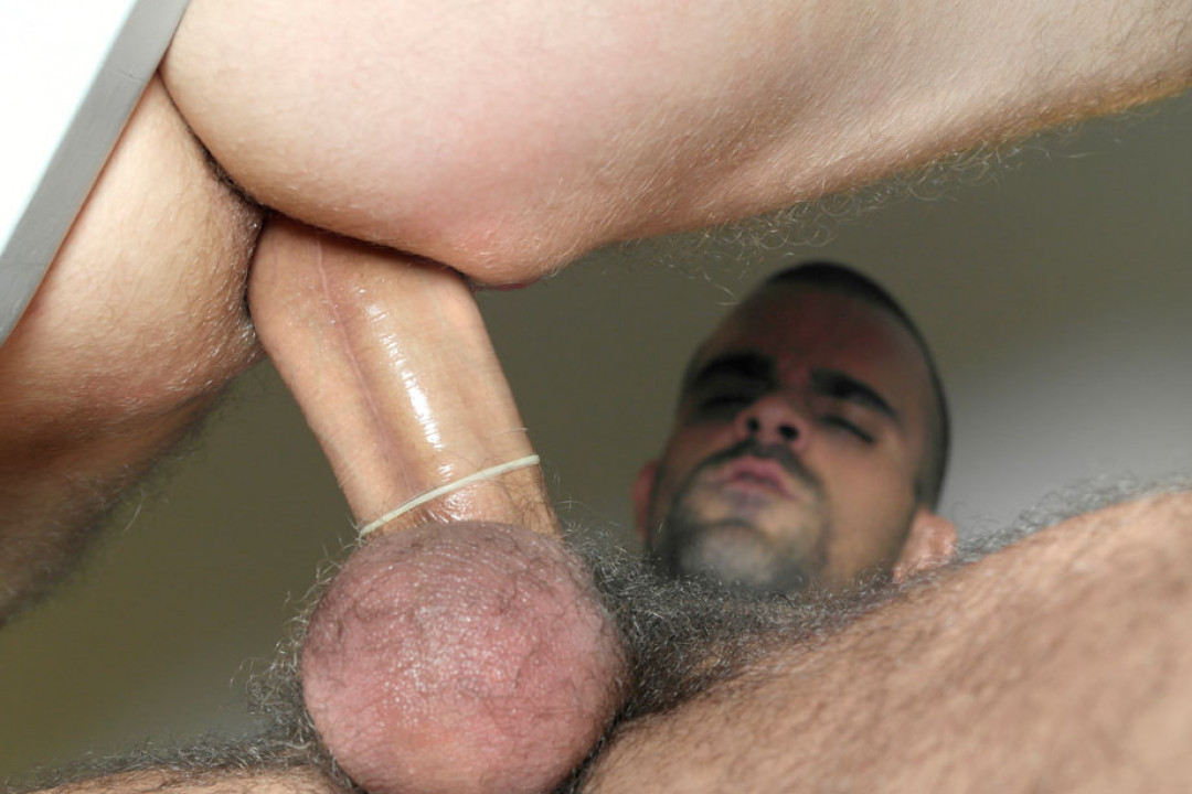 Working from home with my gay cock