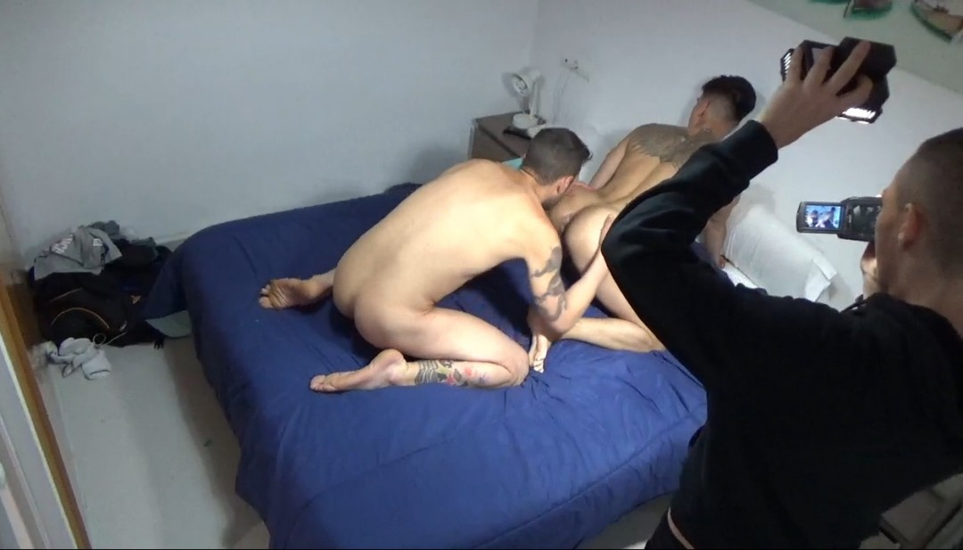 Webcam porn shoot ANgel CRUZ fucked by KOldo GORAN