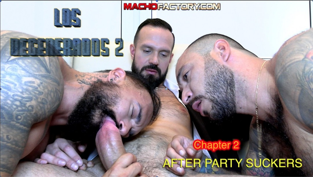DEGENERADOS 2 - After Party Suckers