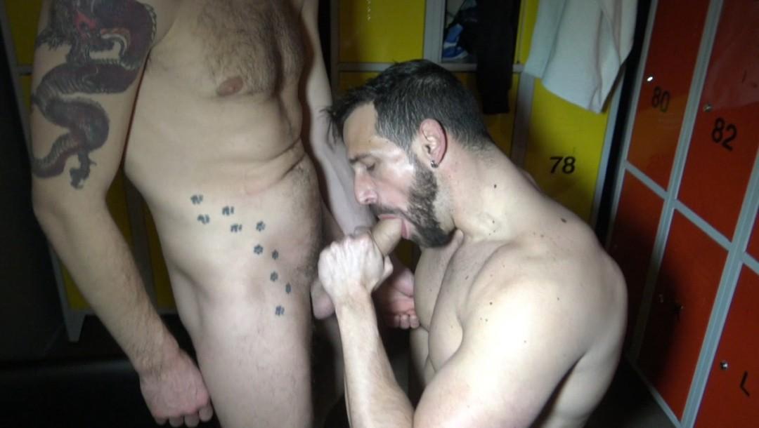 Enzo RIMENEZ fucked bareback by KOLDO GORAN
