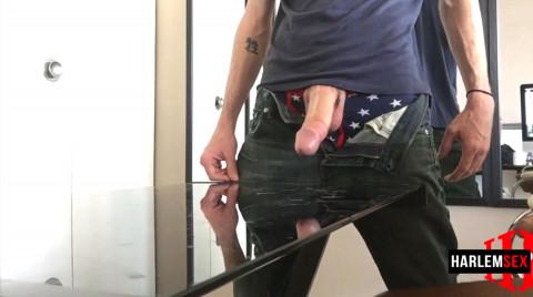 L18801 HARLEMSEX gay sex porn hardcore fuck videos bj blowjob deepthroat mouthfuck suck slut xxl cocks cum shot spunk 07