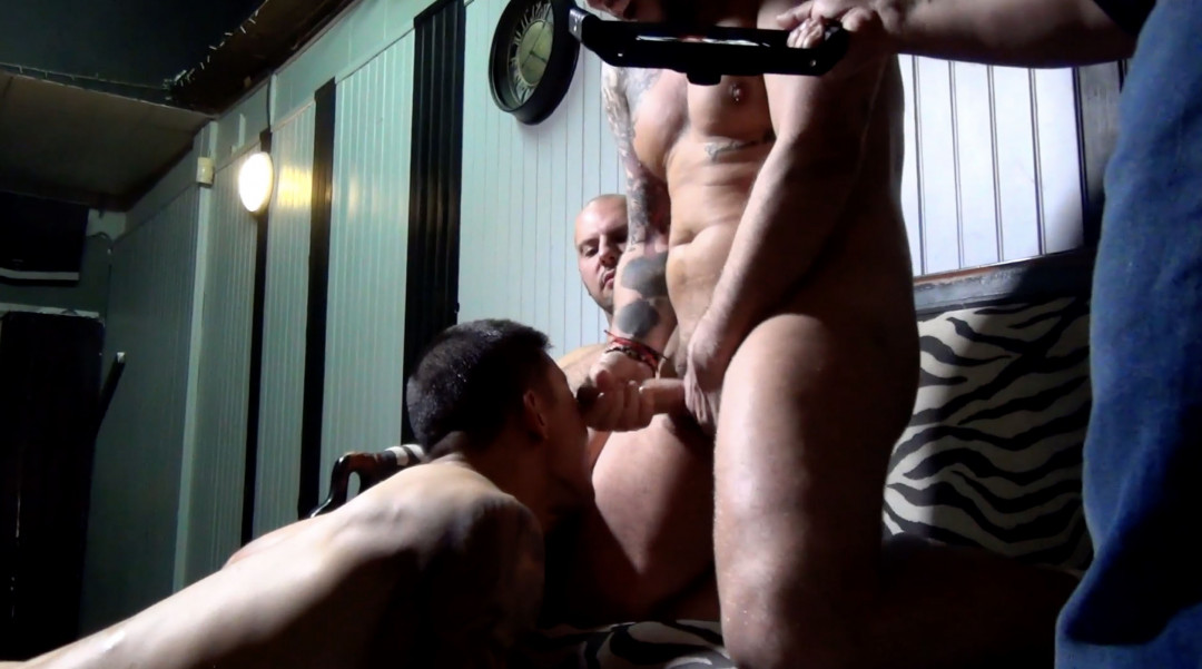 A few inches of ecstasy - Thiago's bonus