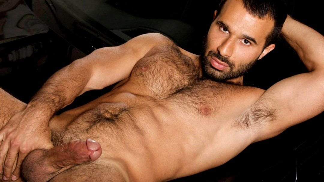 Aybars - Handsome Turkish man and his powerful dick