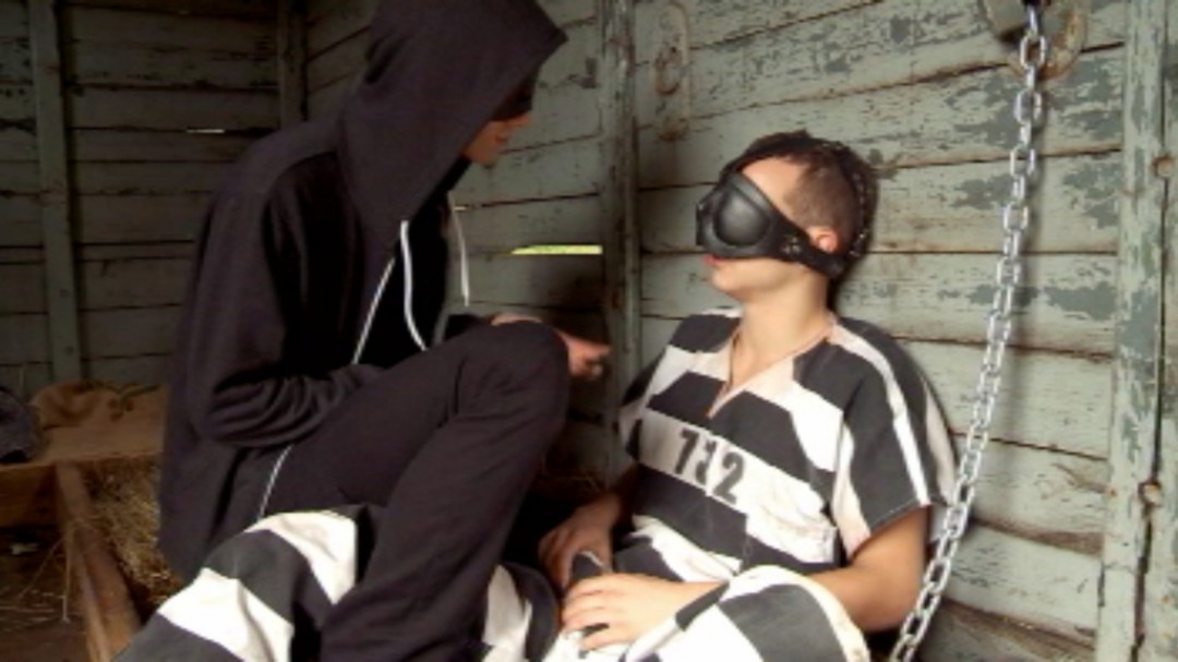 Young prisoner sexually abused