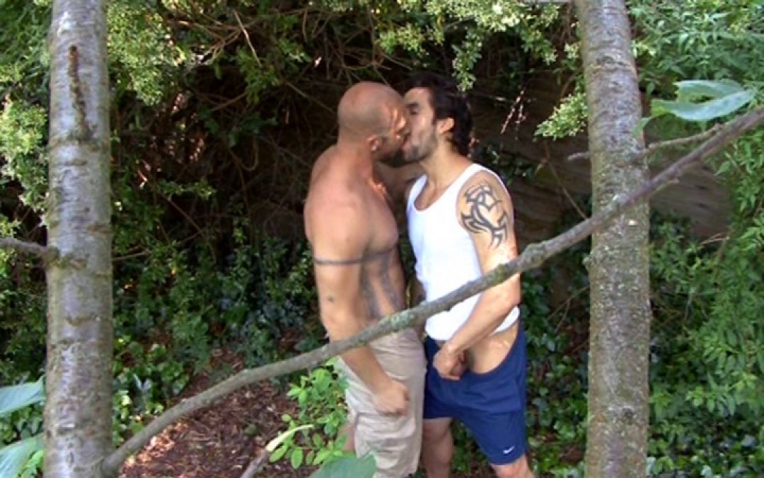 Hook up in the woods
