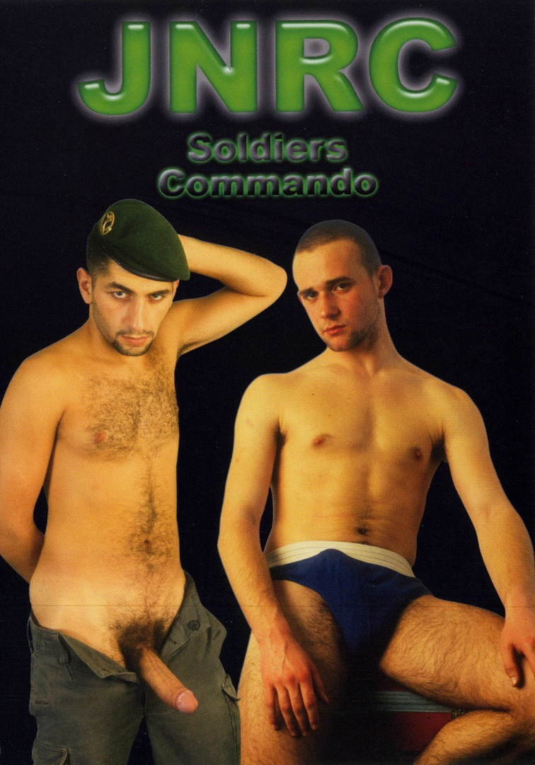 Soldiers Commando Cover Front