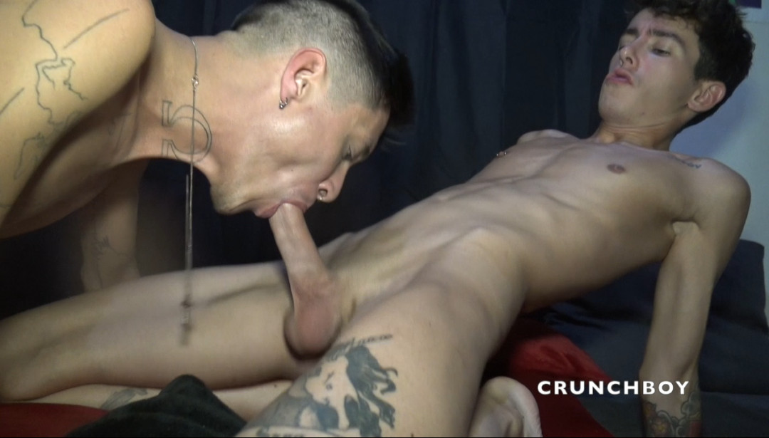 DIEGO dosed by ALEXIS TIVOLI for his scene casting