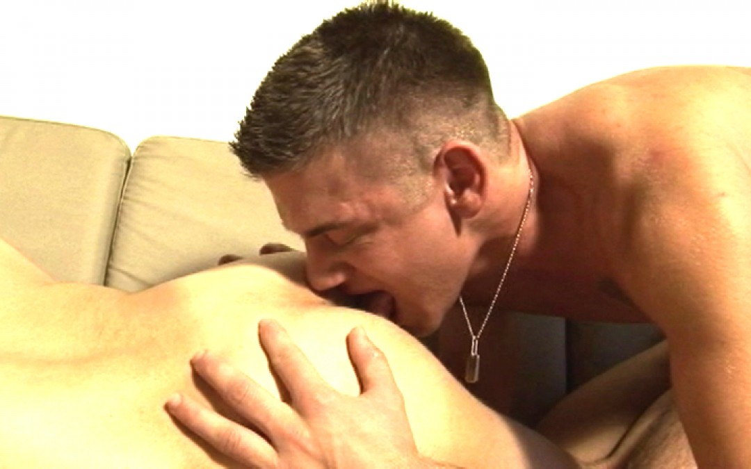 Horny boy's first time