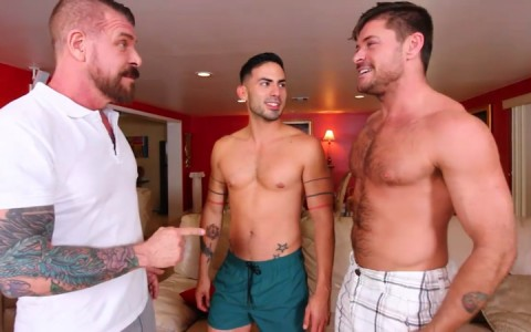 L16288 MISTERMALE gay sex porn hardcore fuck videos males beefy hairy studs hunks 02