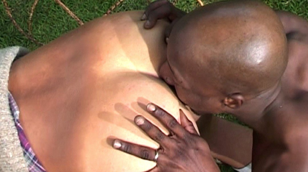 WHITE COWBOY FOR HOT BLACK MALE