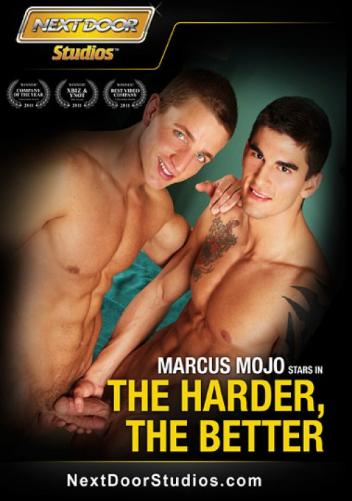 Marcus Mojo - The harder the better