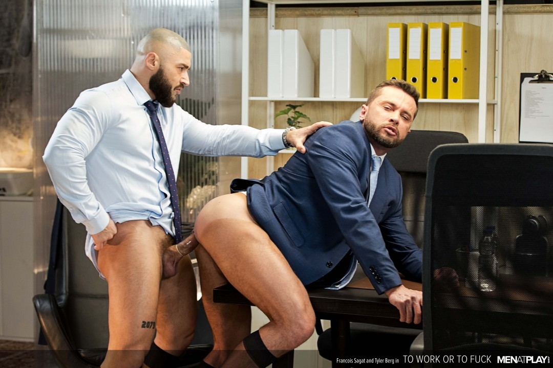 MENATPLAY To Work or To Fuck 17