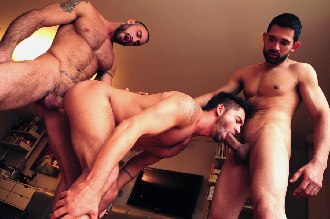 Three times the pleasure