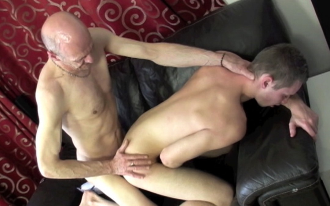 Twink's ass for mature top