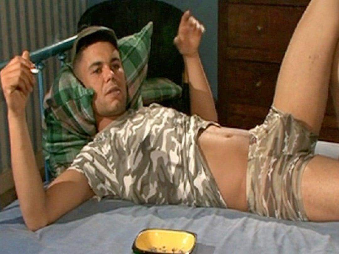 Hot Tunisian gay fucks his french slut