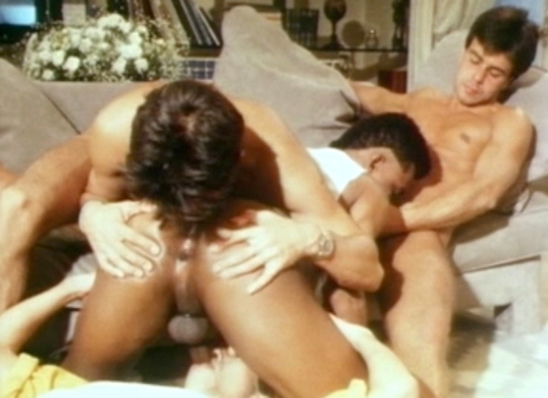 Gay orgy with arab and black men