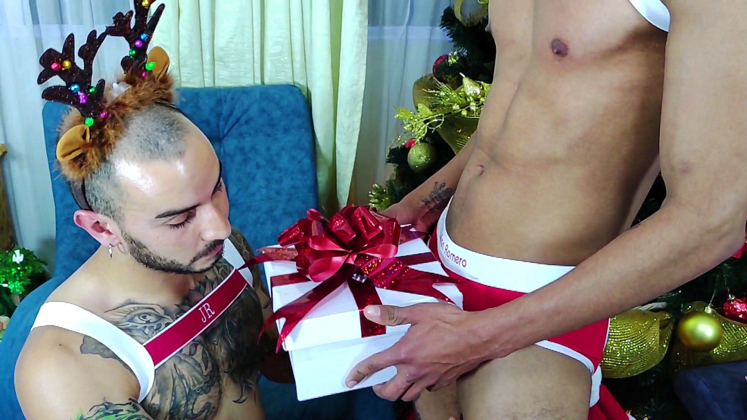 My big dick is your Christmass gift