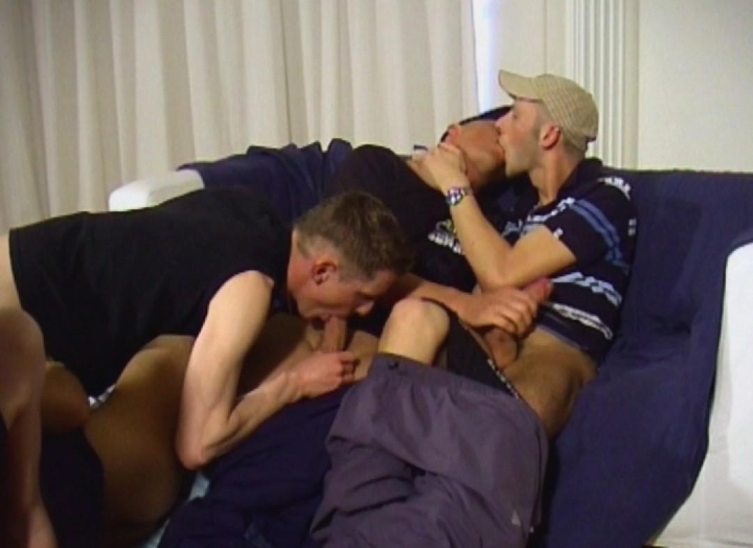 RudeBoyz' Scally orgy