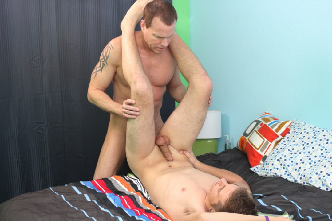 Dakota Gets Some Daddy Dick