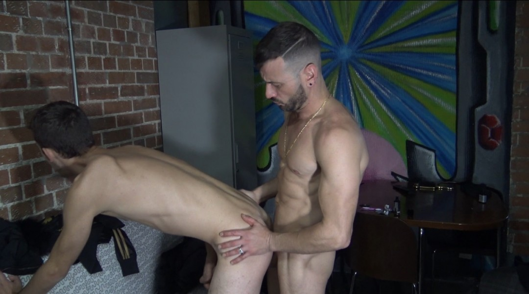 twink abused by straight with massive cock