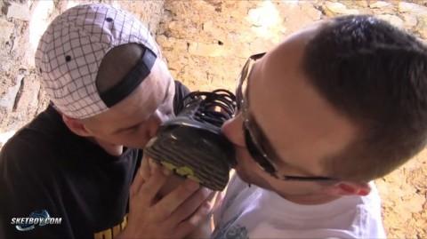 sneaker gay video de sketboy 1