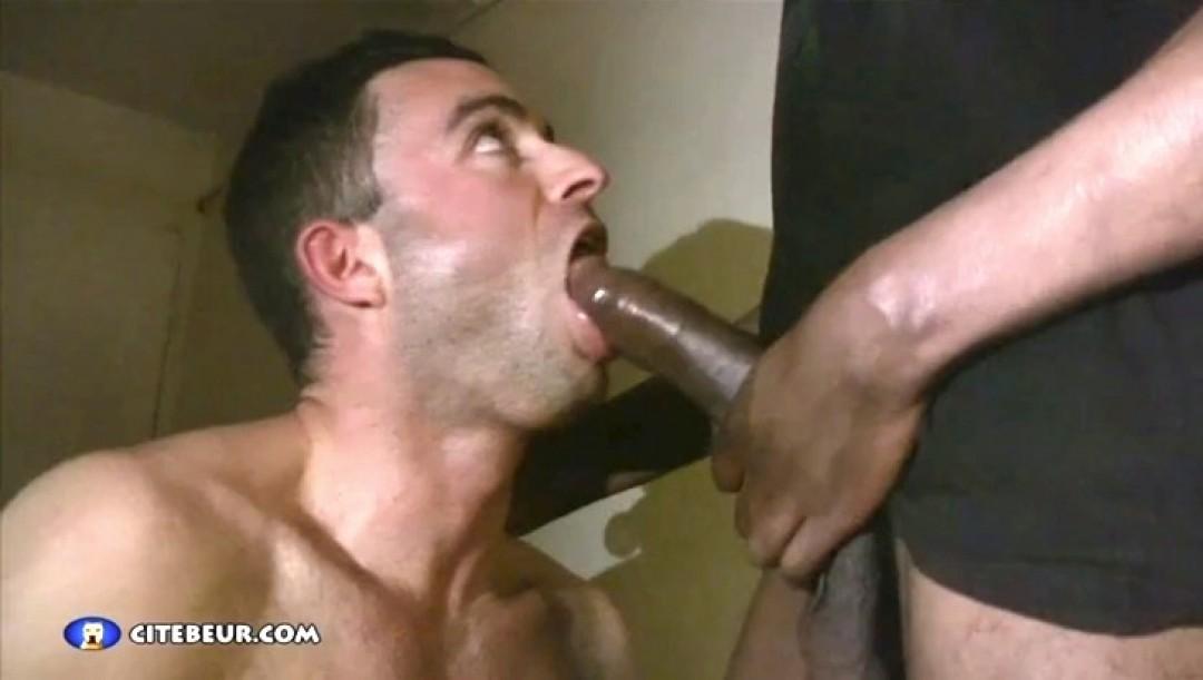 Big black chocolate dick