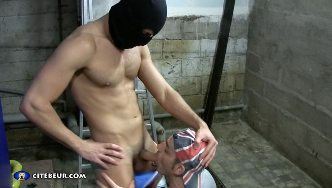 Sperm shower