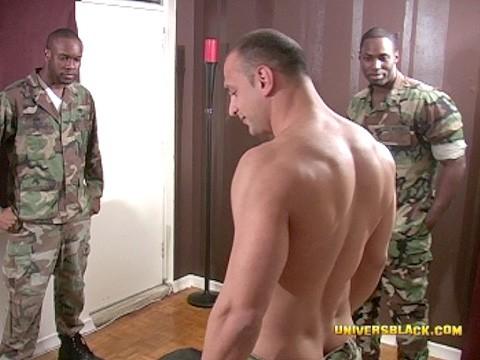 ARMY GAY