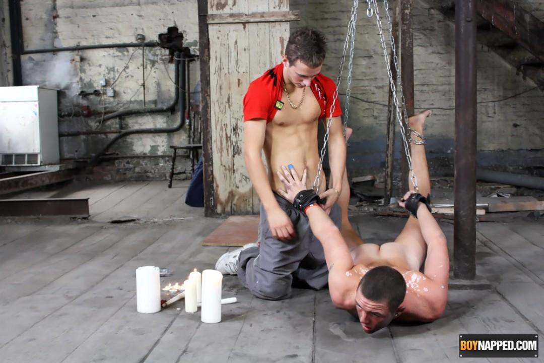 MacKenzie Gets Tortured By Luke Desmond