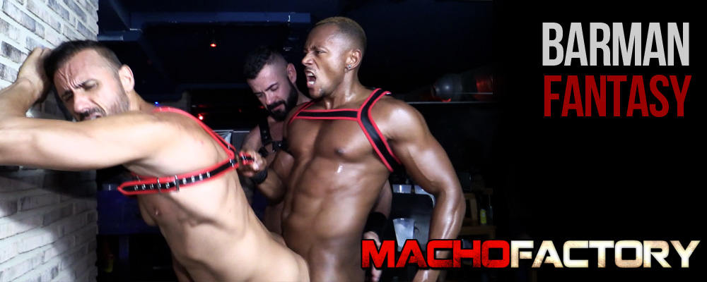 Barman - macho factory