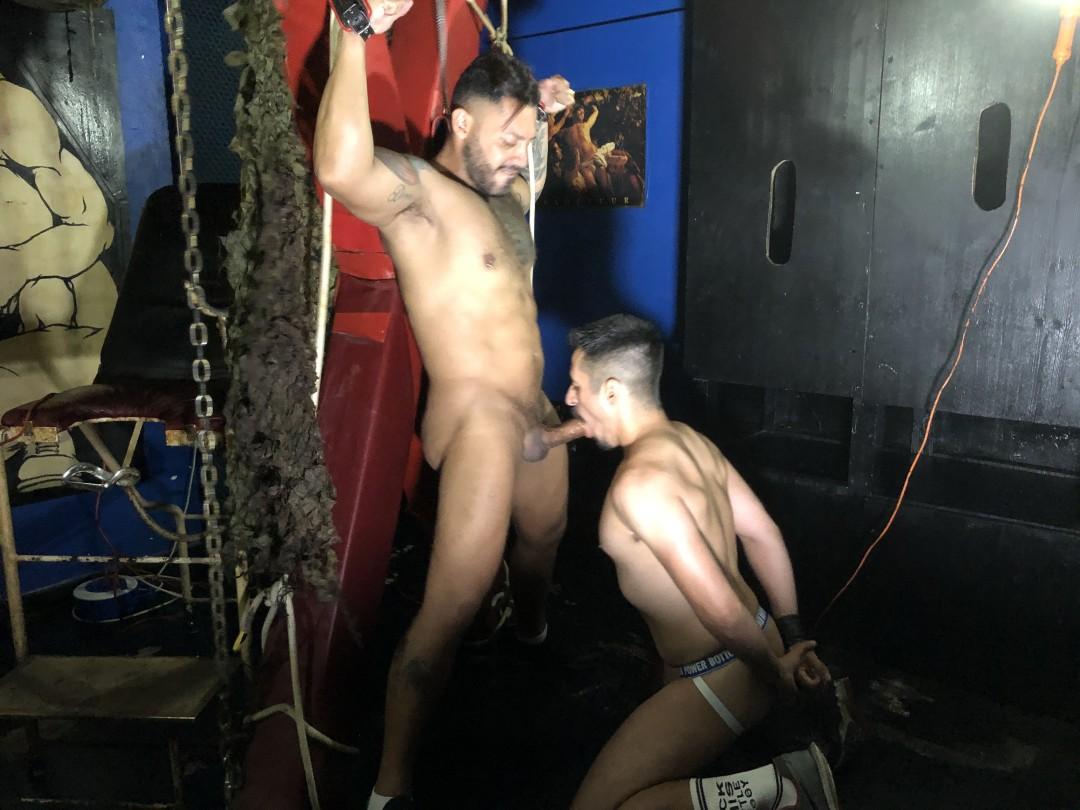 Le sexy Bairon HELL dosé par Guillem RAMOS