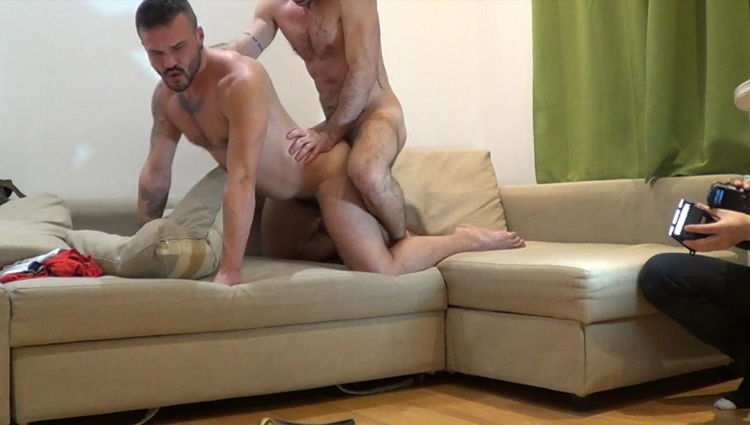 Webcam porn backstage Danny BOSS fucked by Nando FERNANDEZ